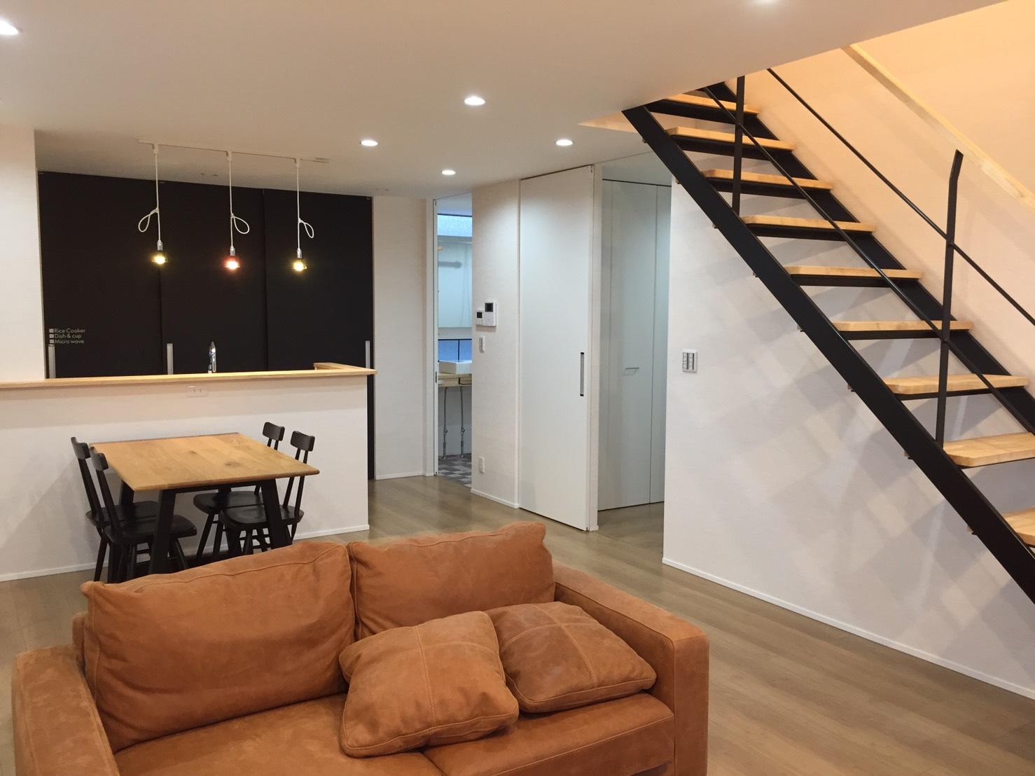 イマイホーム 「岐阜のシンプルでおしゃれなお家」